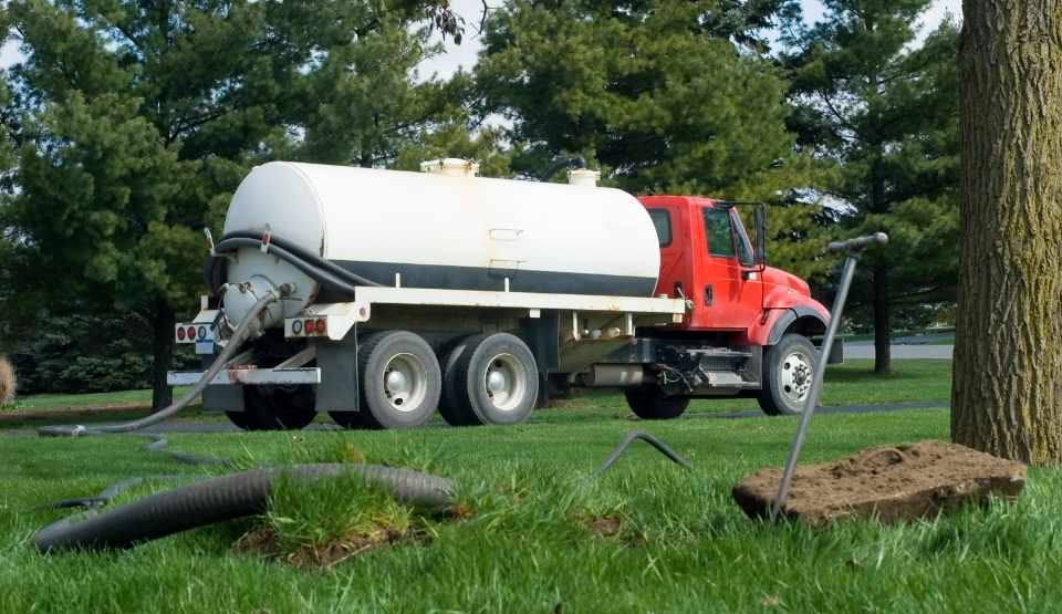 Septic Tank Cleaning And Maintenance