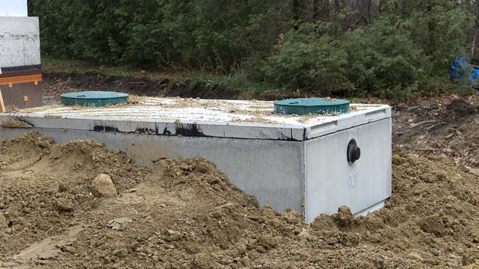 Types And Sizes Of Septic Tank